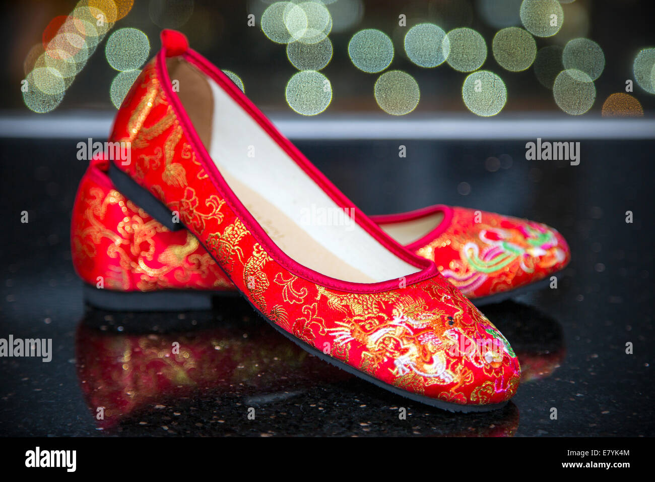 Traditional Chinese Shoes High