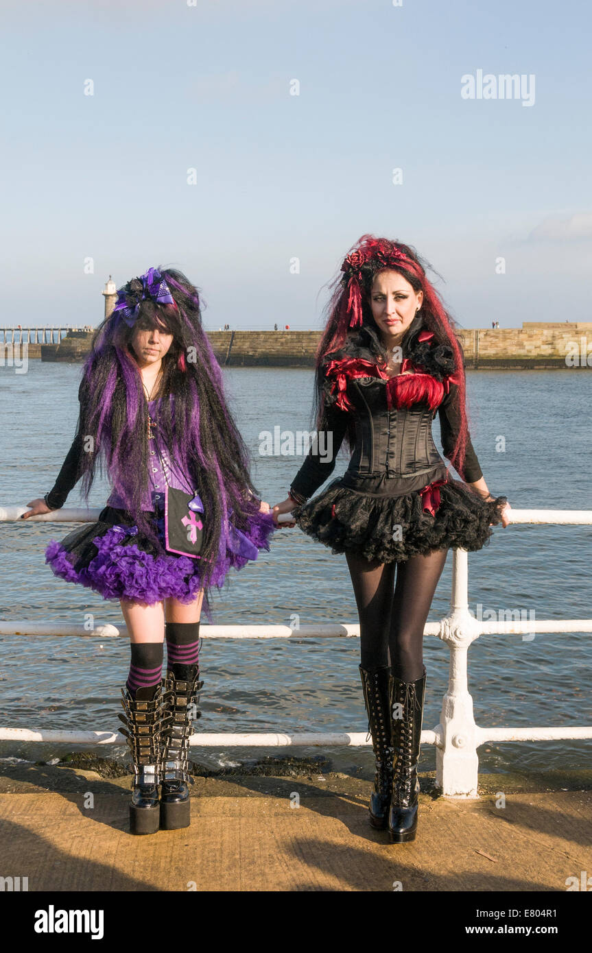 Whitby goth weekend 2016 photos