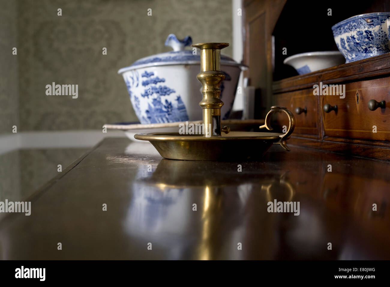 History Old Candlestick Stock Photos Amp History Old