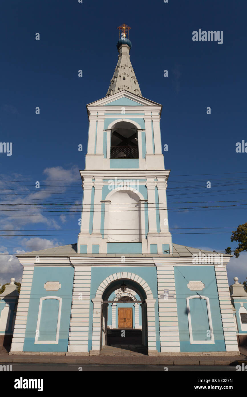 Description of St. Sampson Cathedral in St. Petersburg, history, address, mode of operation 91