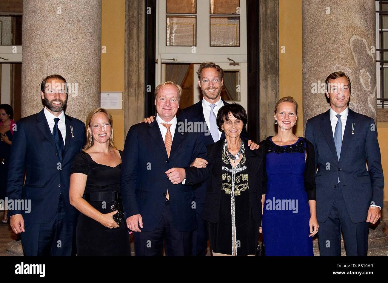 Brenninkmeijer Family Stock Photos & Brenninkmeijer Family