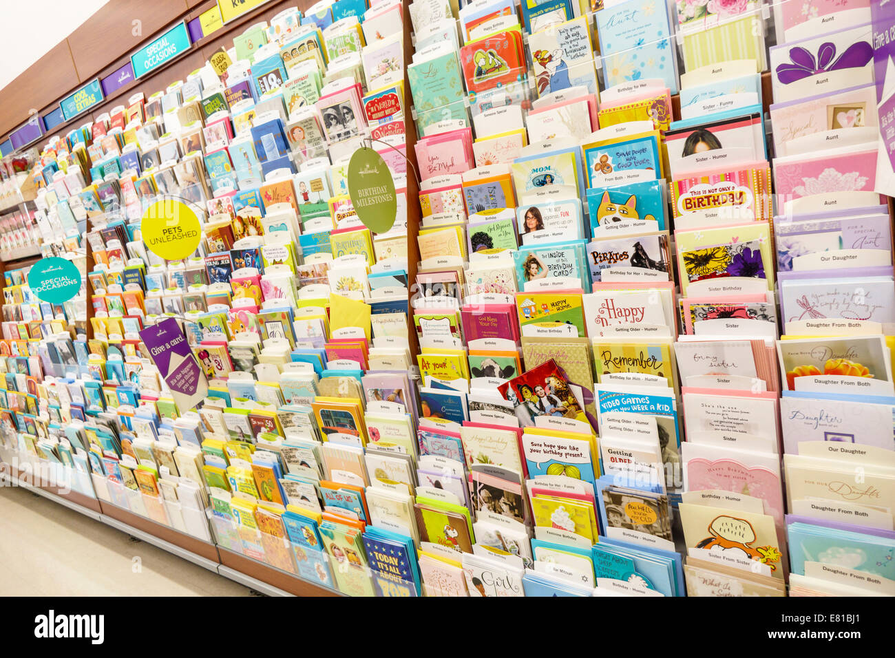 Miami Beach Florida Walgreens Greeting Stock Photos & Miami Beach ...