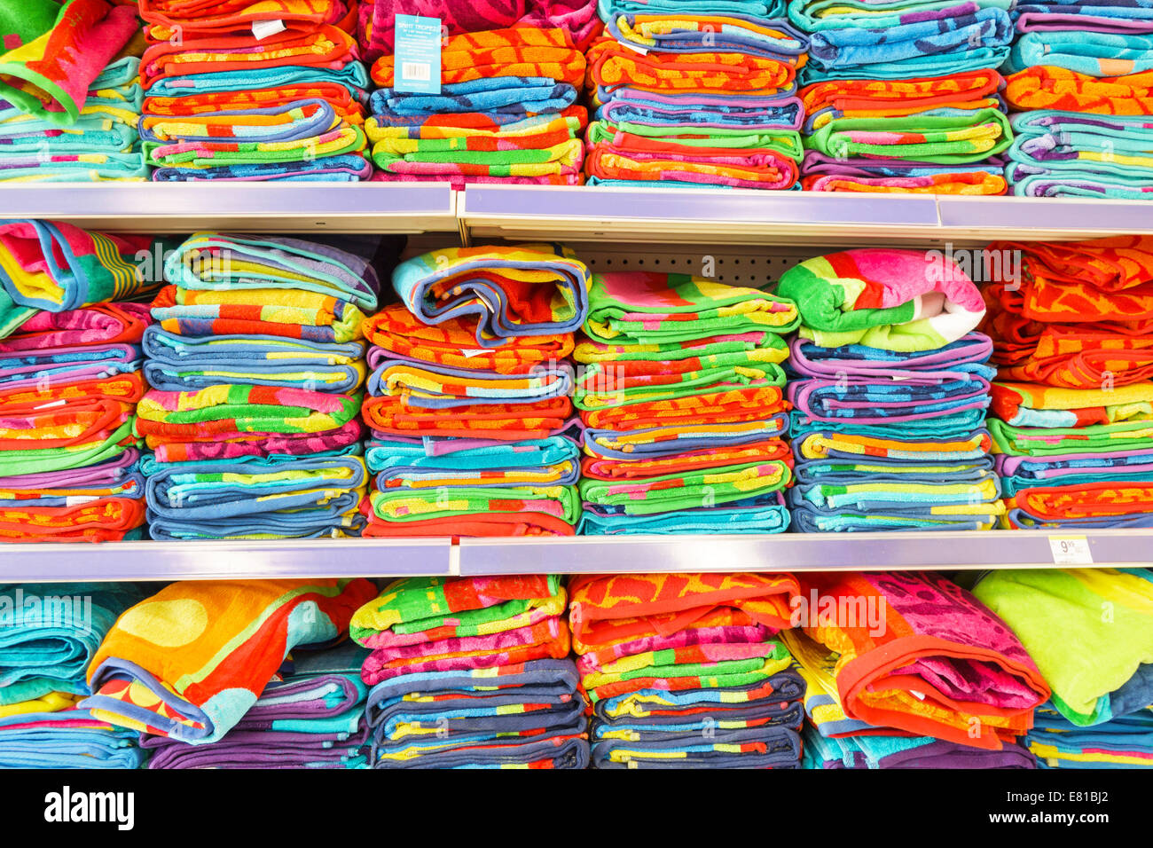 Beach Towels Stock Photos & Beach Towels Stock Images - Alamy