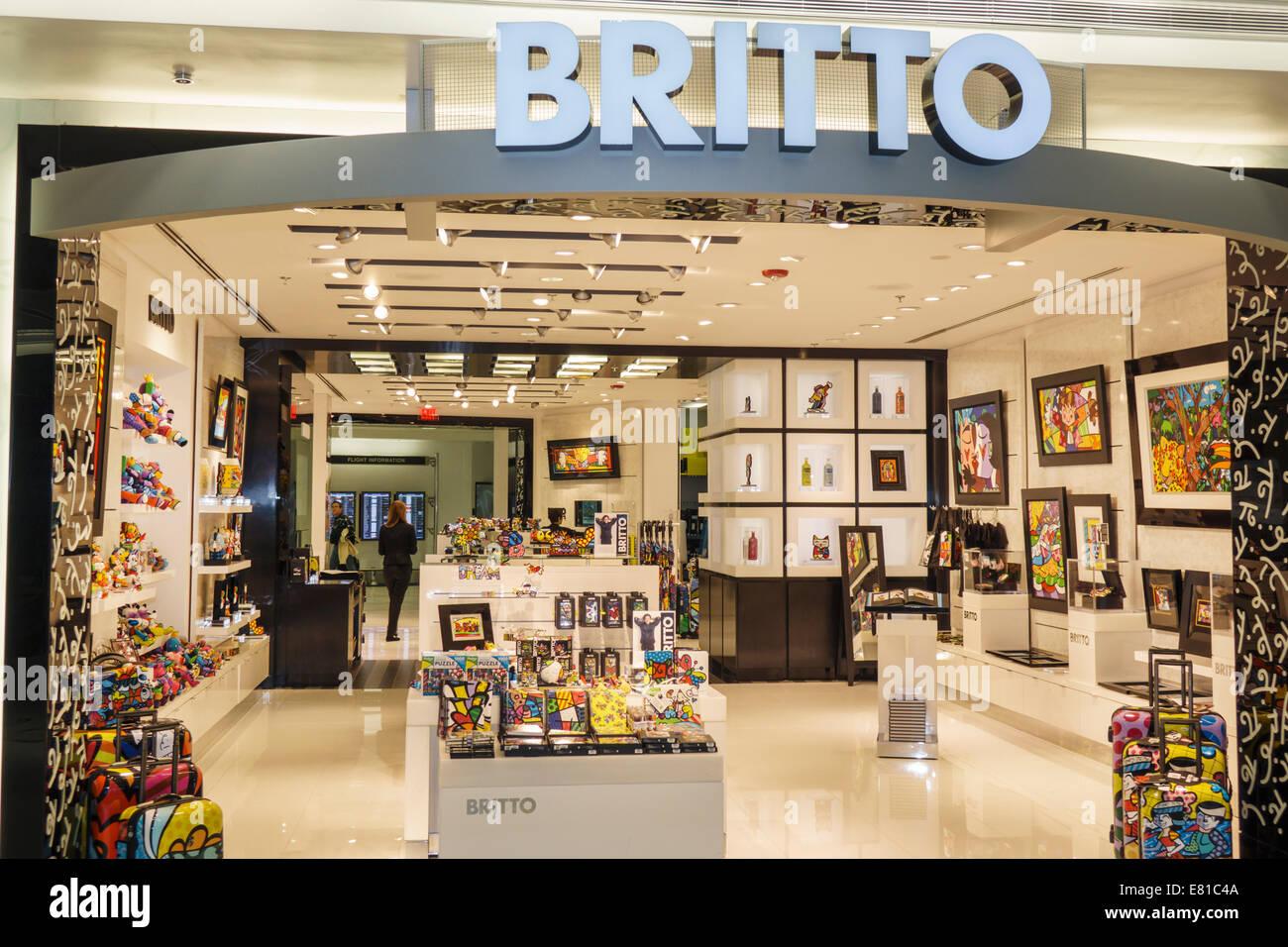 Britto Store Miami Beach