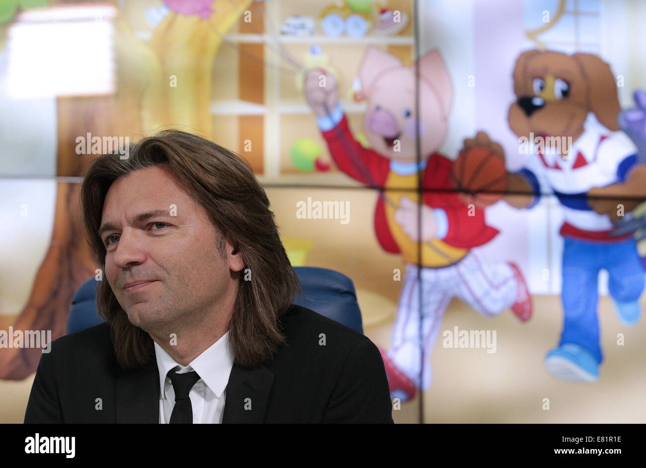 Malikov wants to raise his son a real man 21.02.2018 38