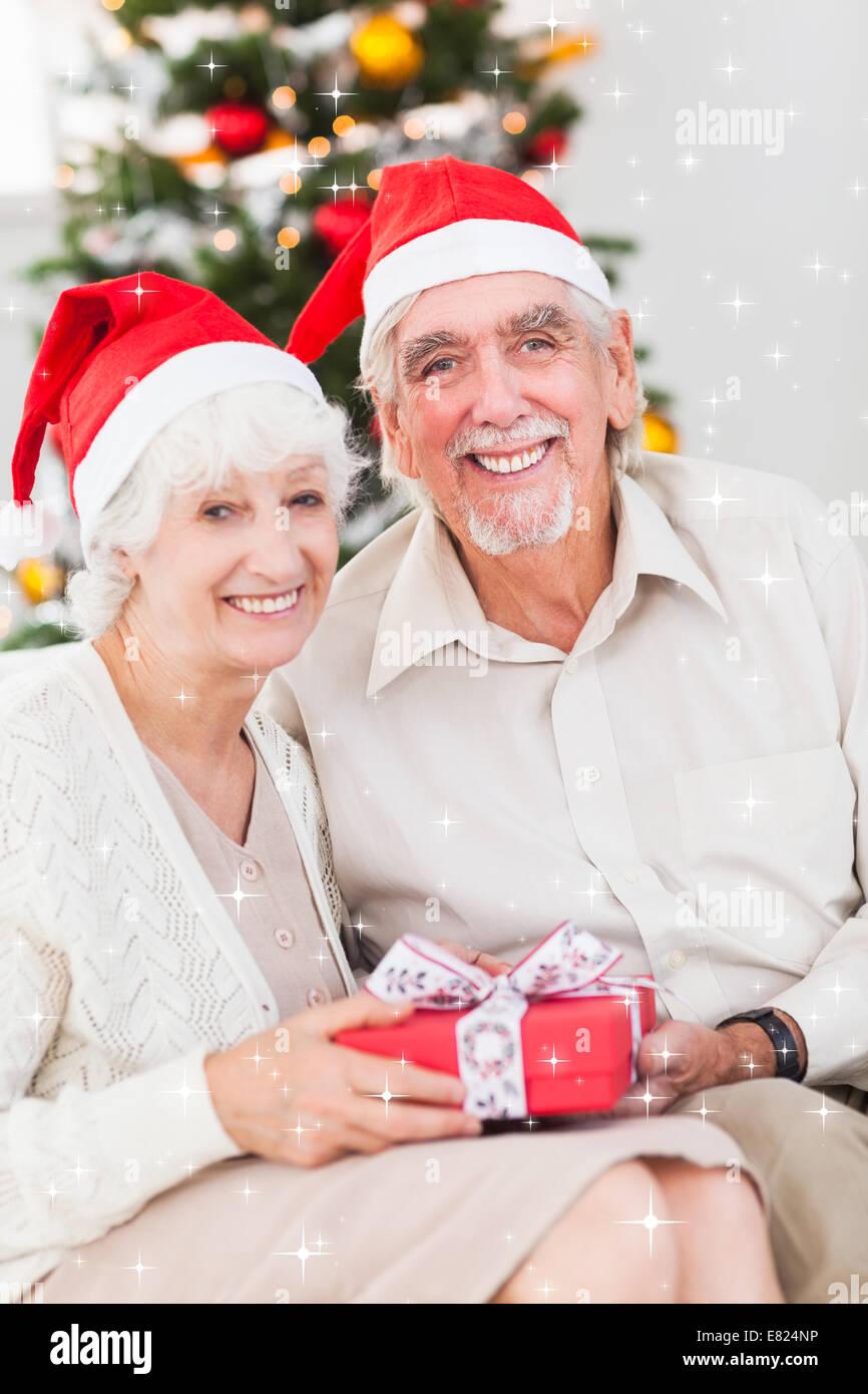 Senior couples swap