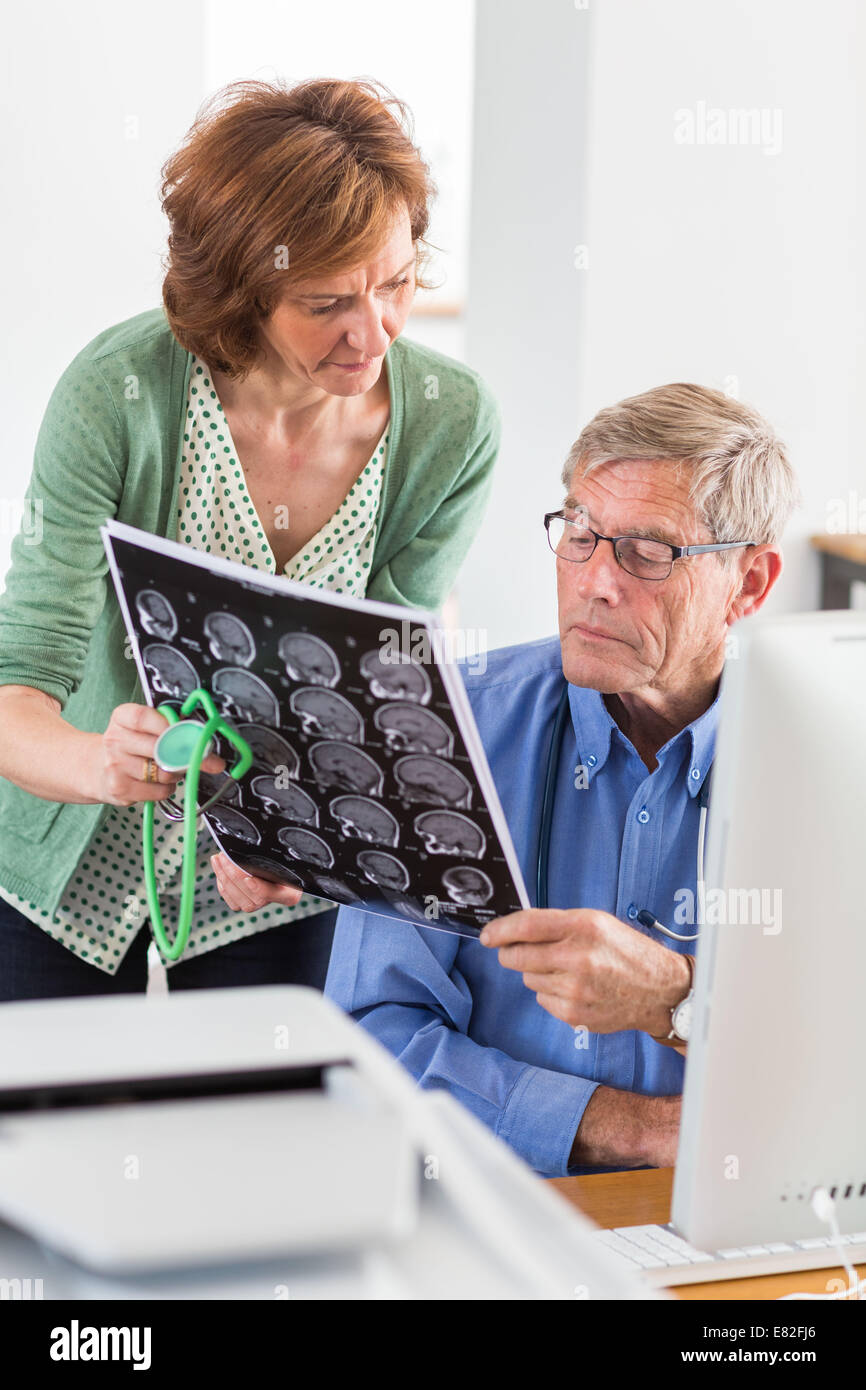 General practitioners. - Stock Image