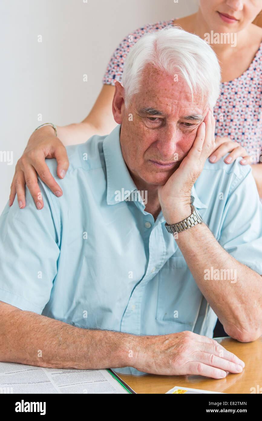 Home help. - Stock Image