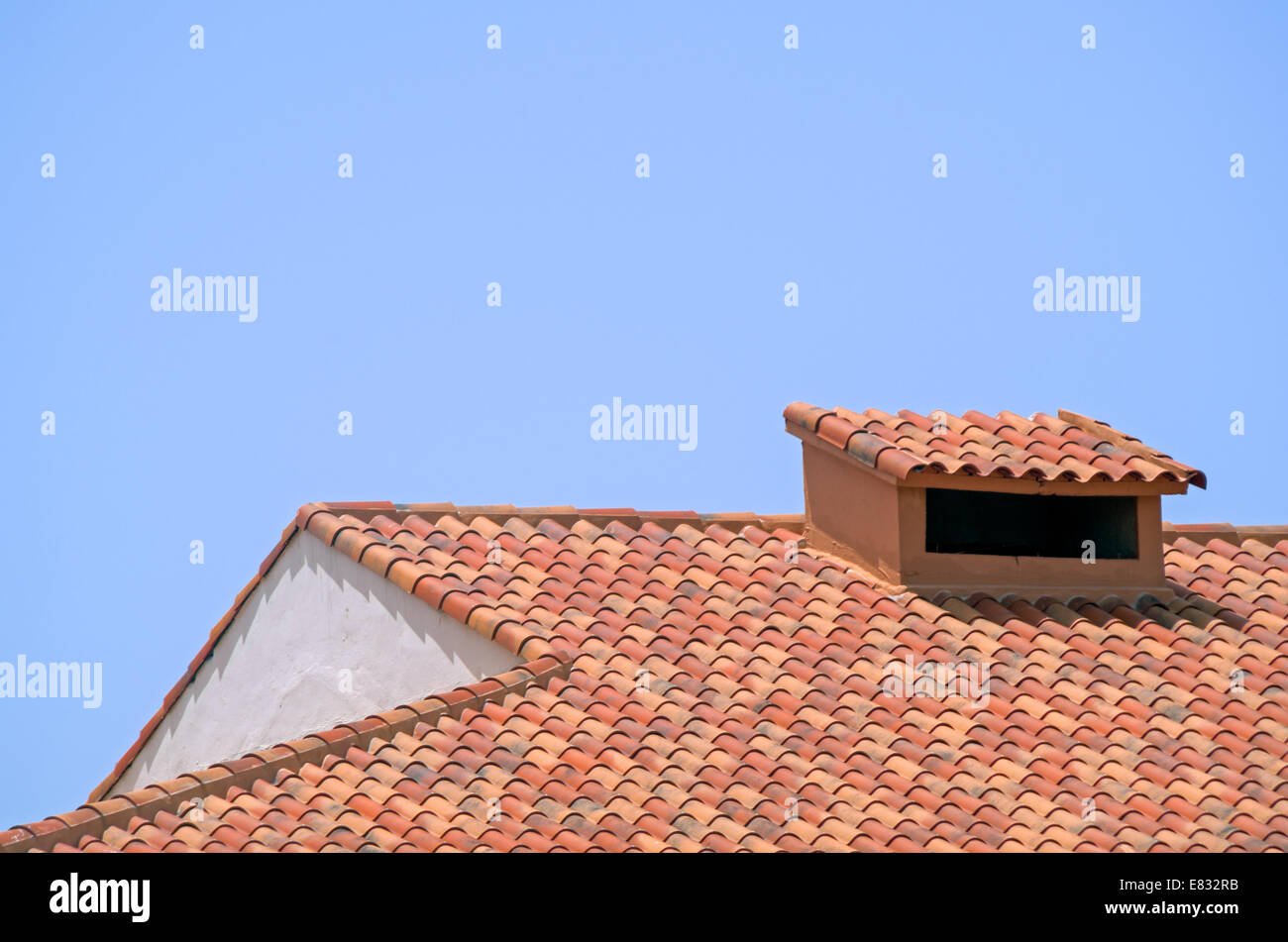 Ceramic Tile Roof Stock Photos Ceramic Tile Roof Stock Images Alamy