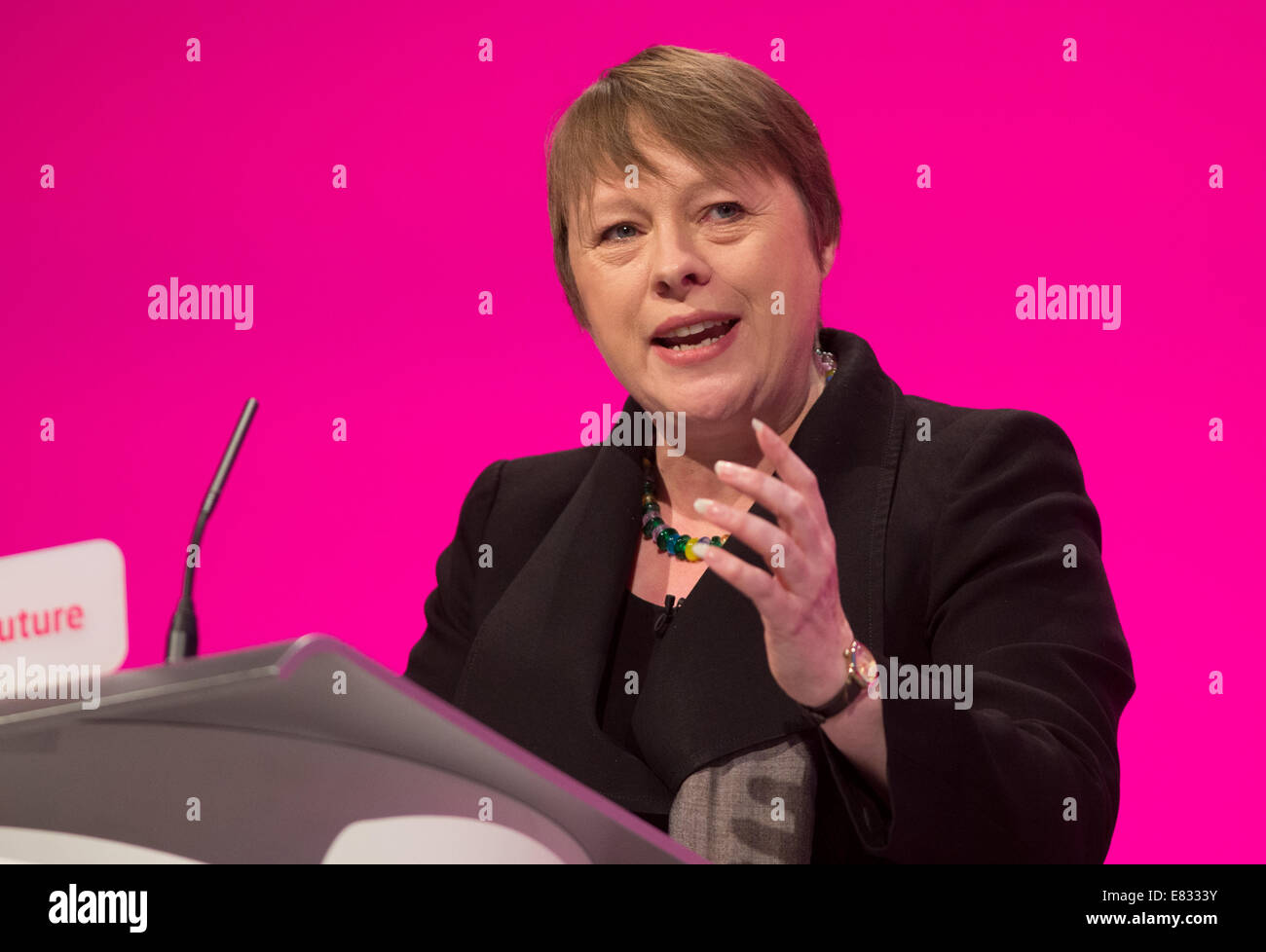 Maria Eagle, Labour MP for Garston and Halewood - Stock Image