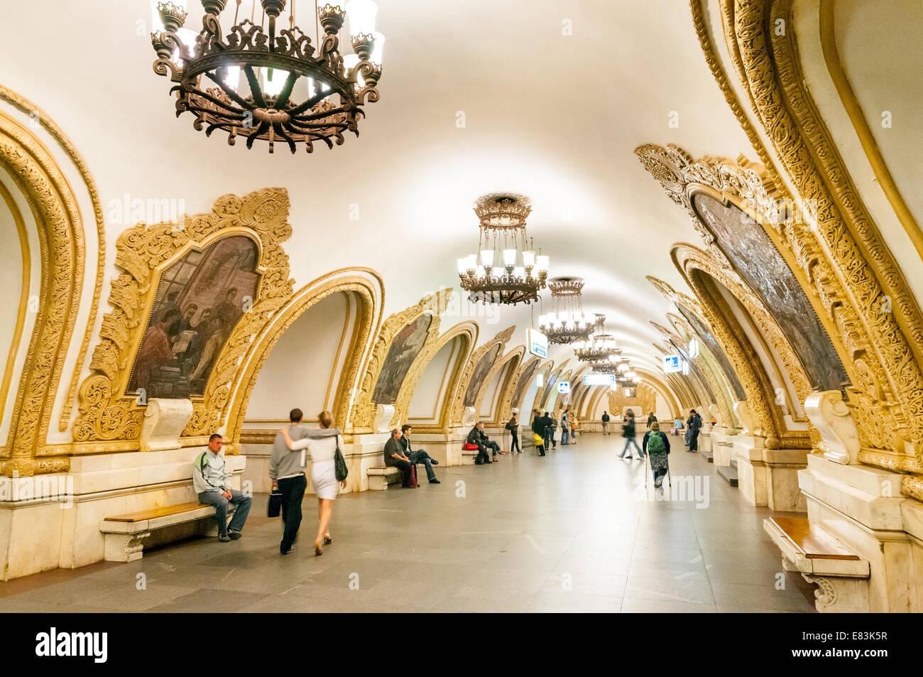 How to get to metro Kievskaya 51