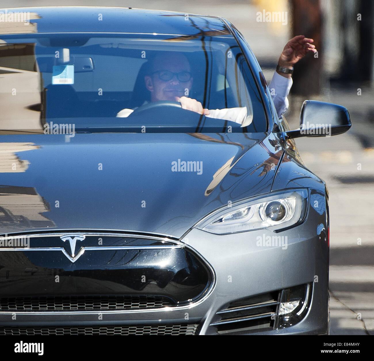 Hollywood, California, USA. 29th Sep, 2014. Clark Greg arrives for ...