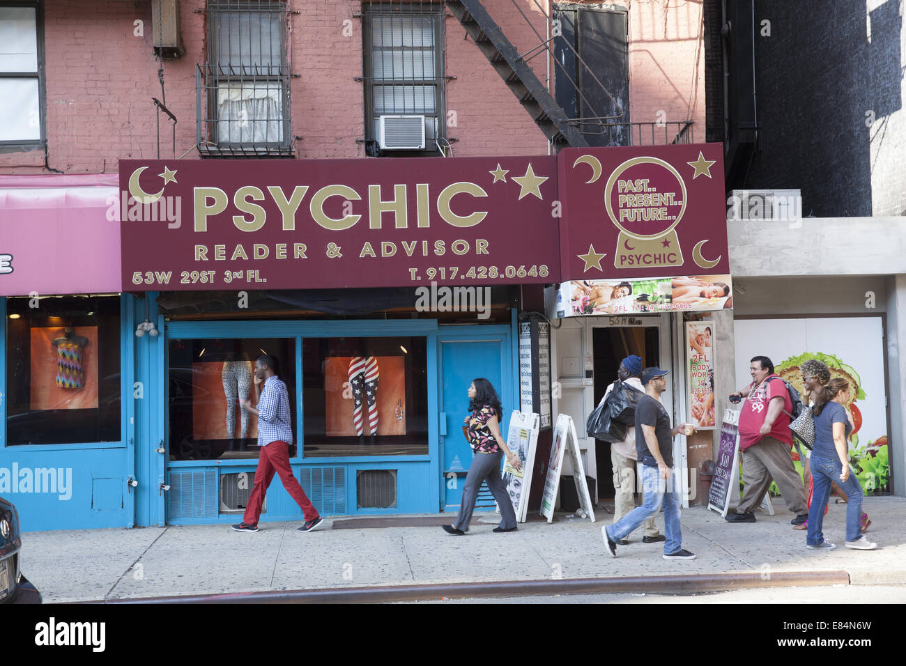 Psychic Shop Stock Photos & Psychic Shop Stock Images - Alamy