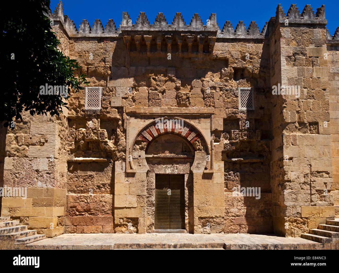File:Great Mosque of Cordoba, mihrab area, 10th century (5 ... |Cordoba City Tenth Century