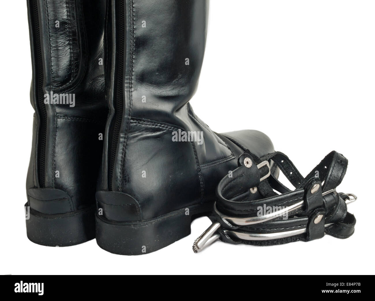 Riding Boots High Resolution Stock Photography And Images Alamy