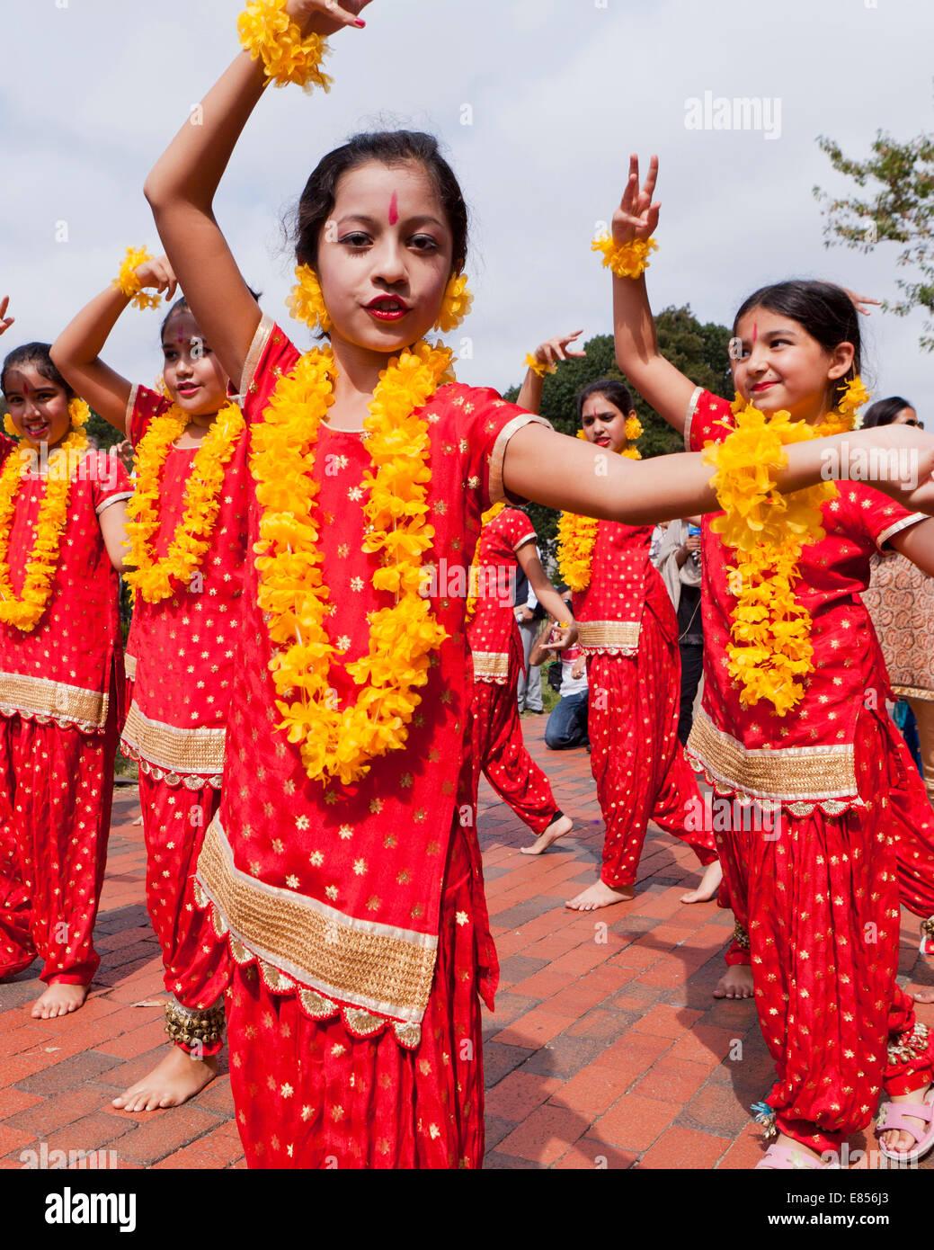 various folk dances of india