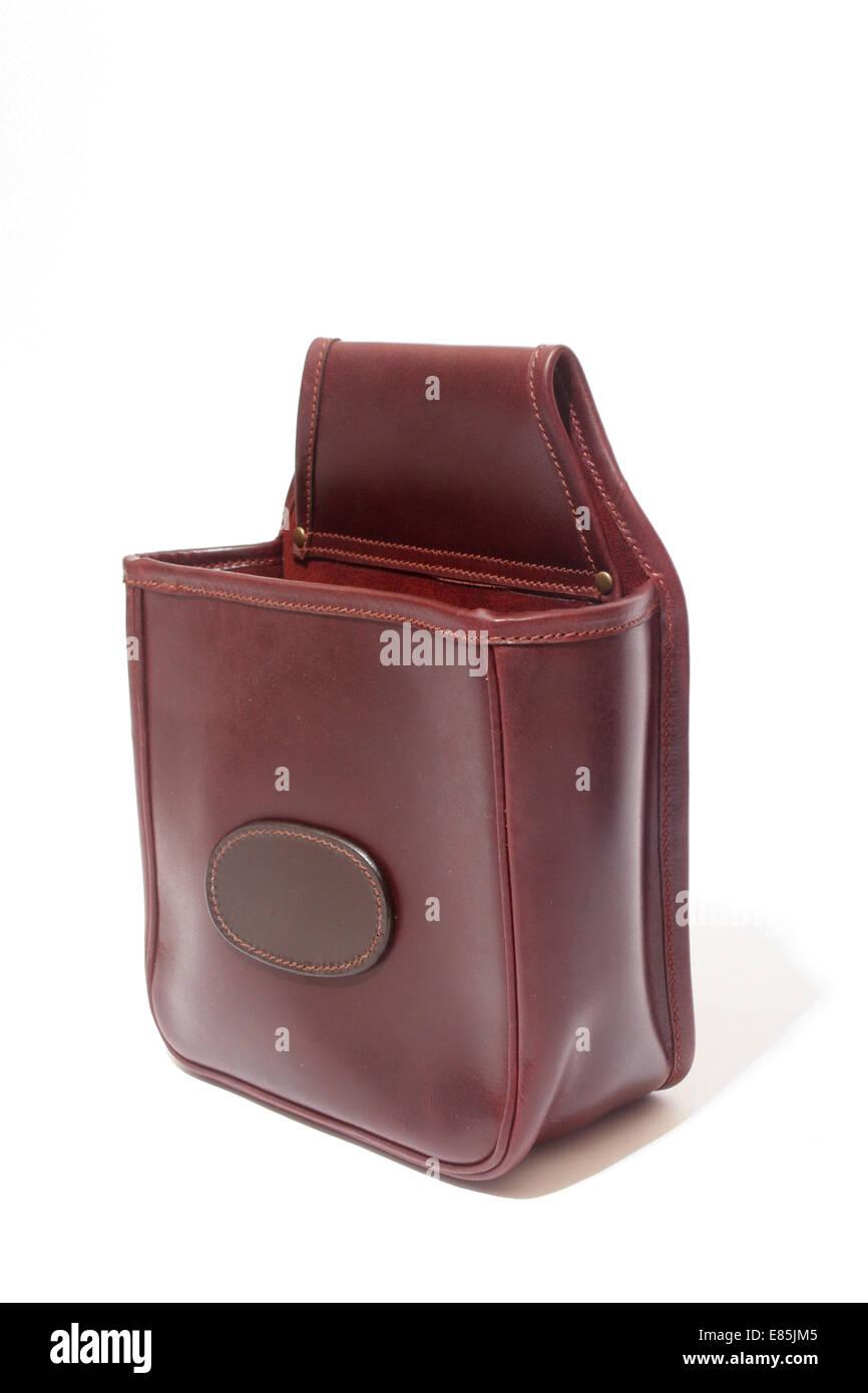 Shotgun Cartridge Pouch Stock Photo 73883157 Alamy