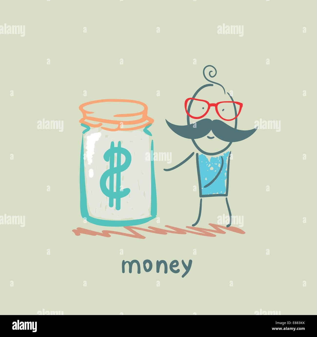 money Stock Vector
