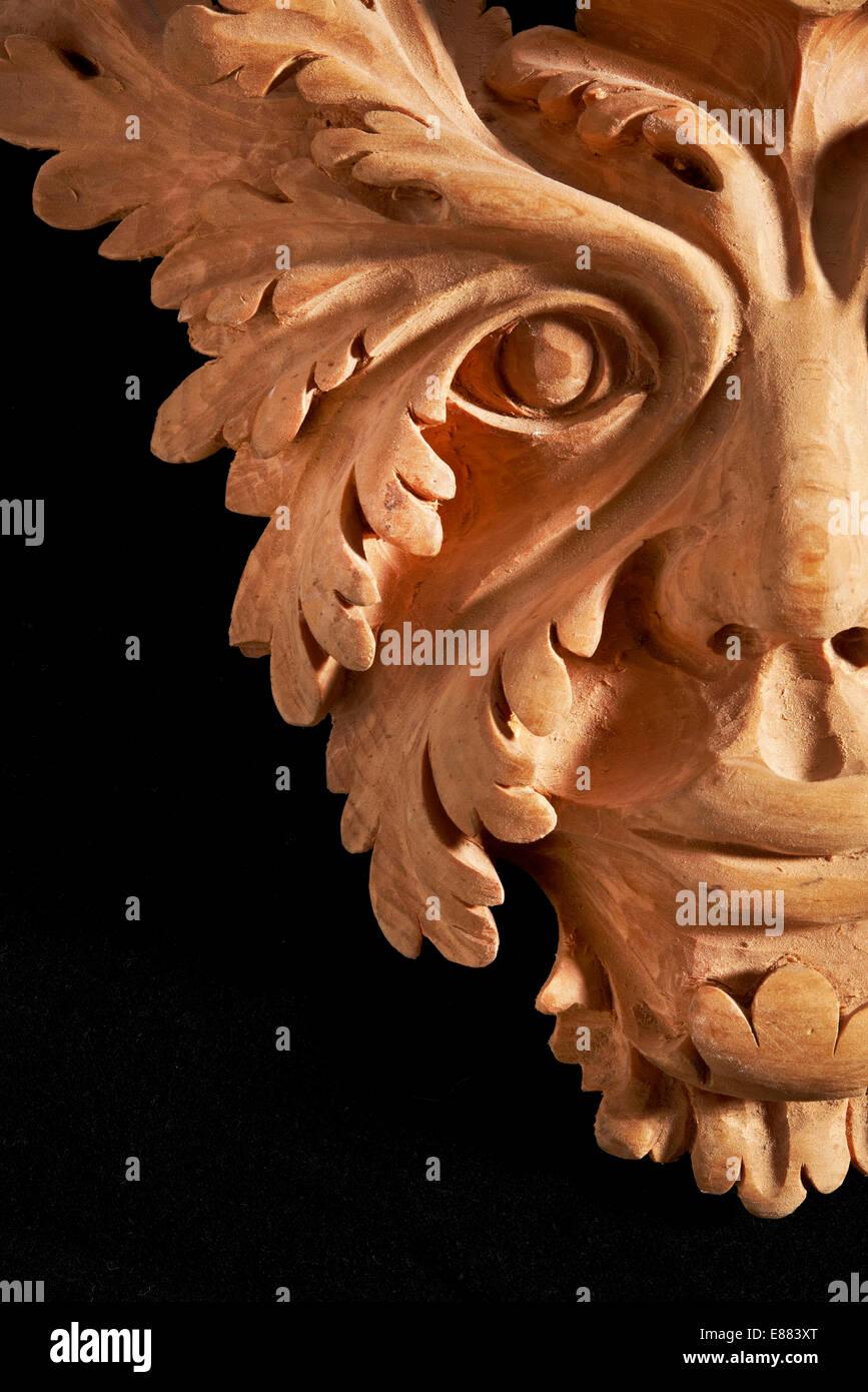 Richie clarke u wood carving