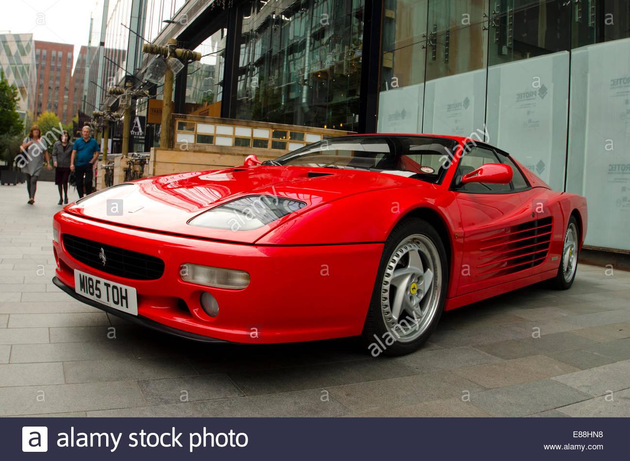 Ferrari F512m Stock Photos & Ferrari F512m Stock Images - Alamy