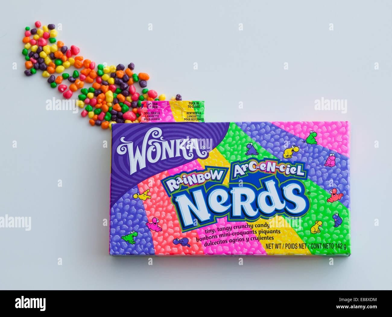 nerds nestle wonka