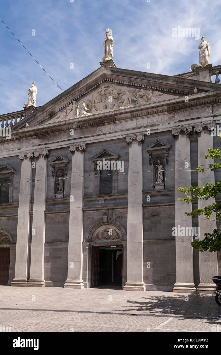 Holy Trinity Cathedral, Waterford, County Waterford, Munster, Republic of Ireland, Europe - Stock Image