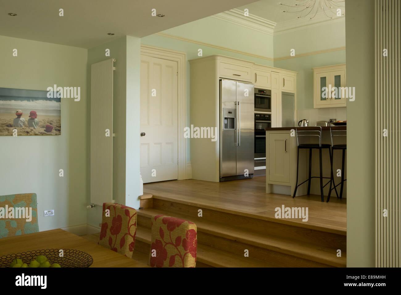 Kitchen Dining Living Open Floor Plan