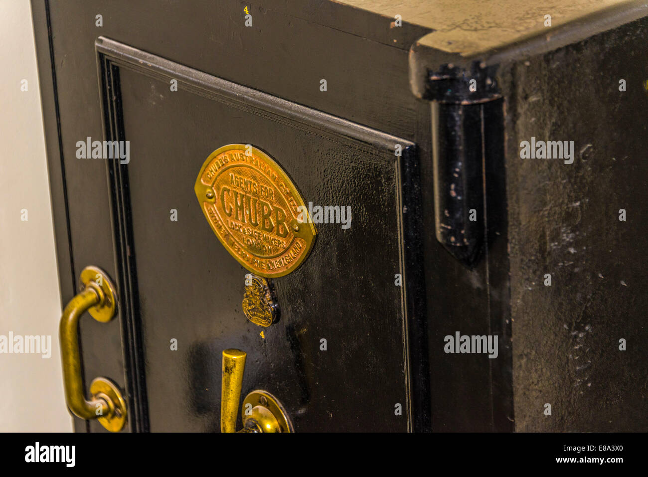 Chubb Safe Stock Photos & Chubb Safe Stock Images - Alamy