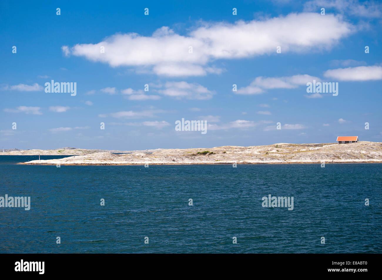 Archipelago, Sweden Stock Photo