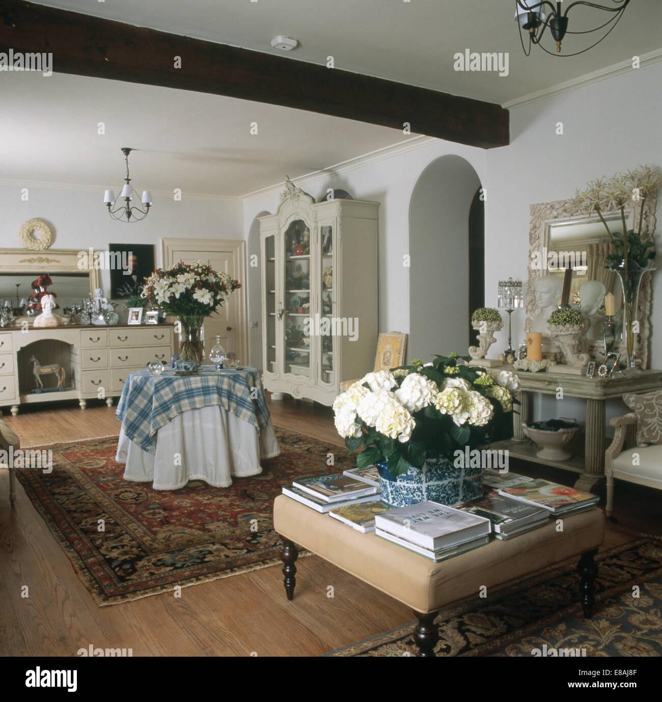 Spring hydrangeas | Decor, Home decor, Country decor |Country Hydrangeas Vase