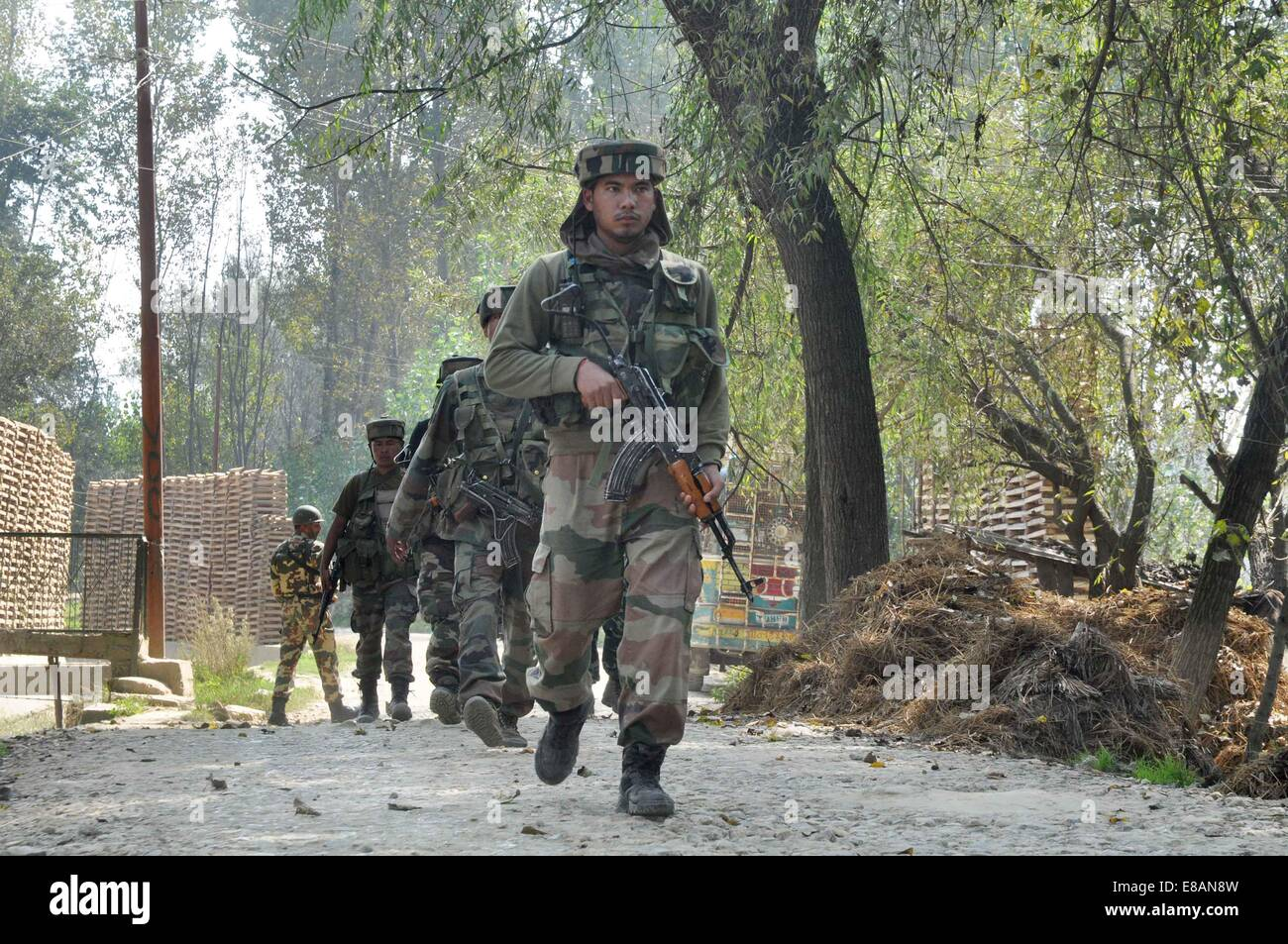 インド軍隊のサイト