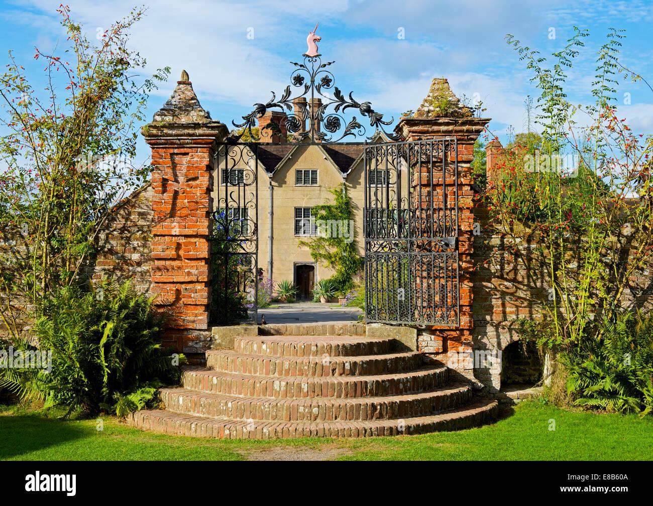 Packwood House, Warwickshire, England UK - Stock Image