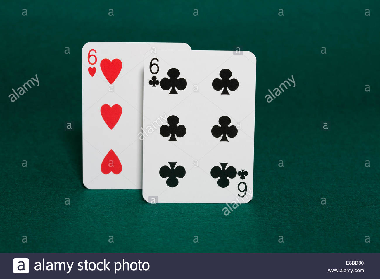 Pair of sixes poker playing roulette online for money