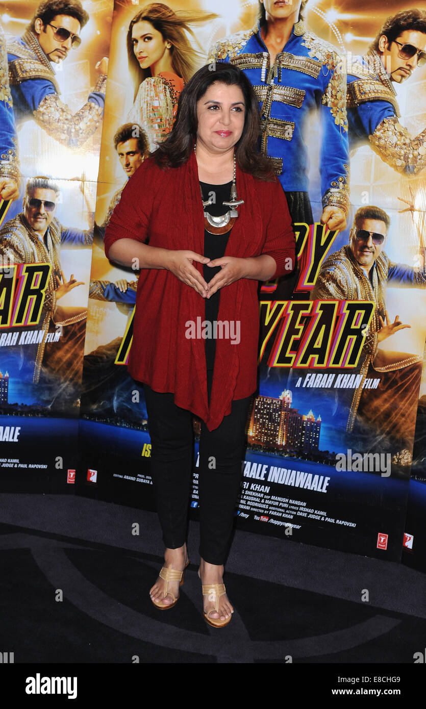 Farah Khan High Resolution Stock Photography And Images Alamy