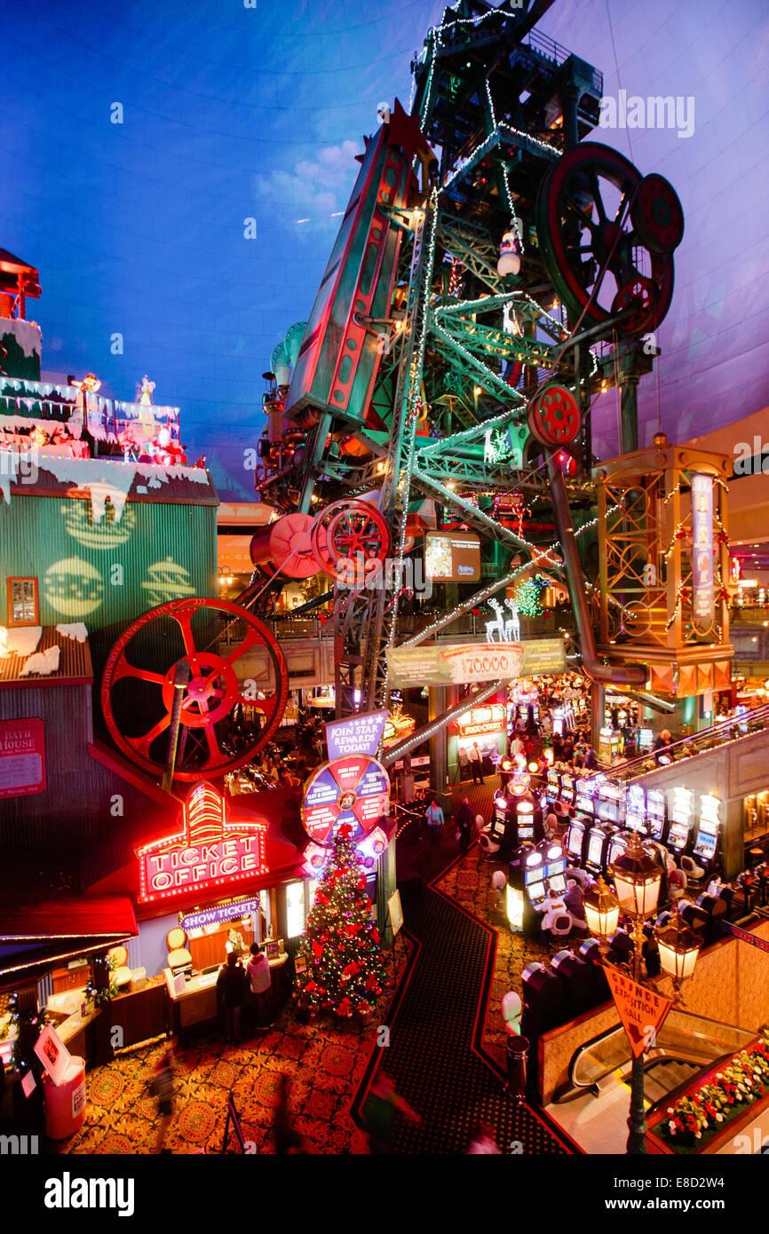 Casino in reno, nv - Stock Image