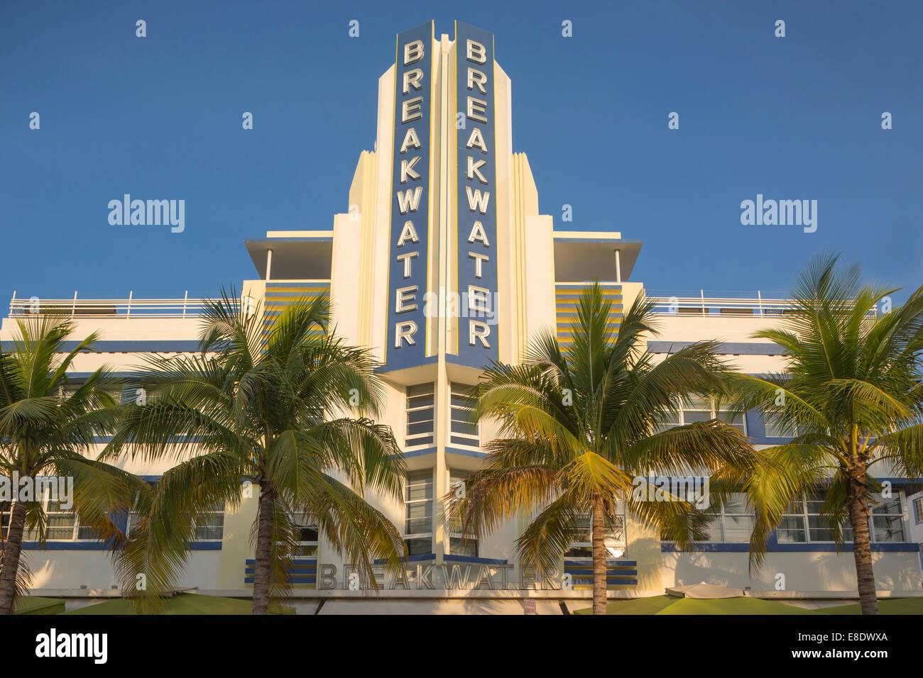 Breakwater Miami Beach  Ocean Drive