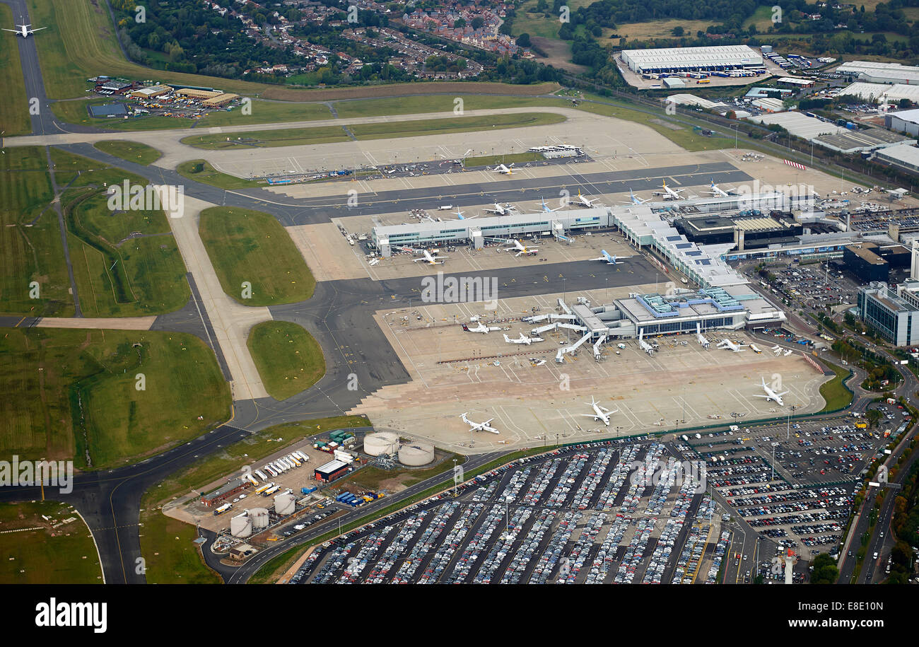 how to get from birmingham international to the airport