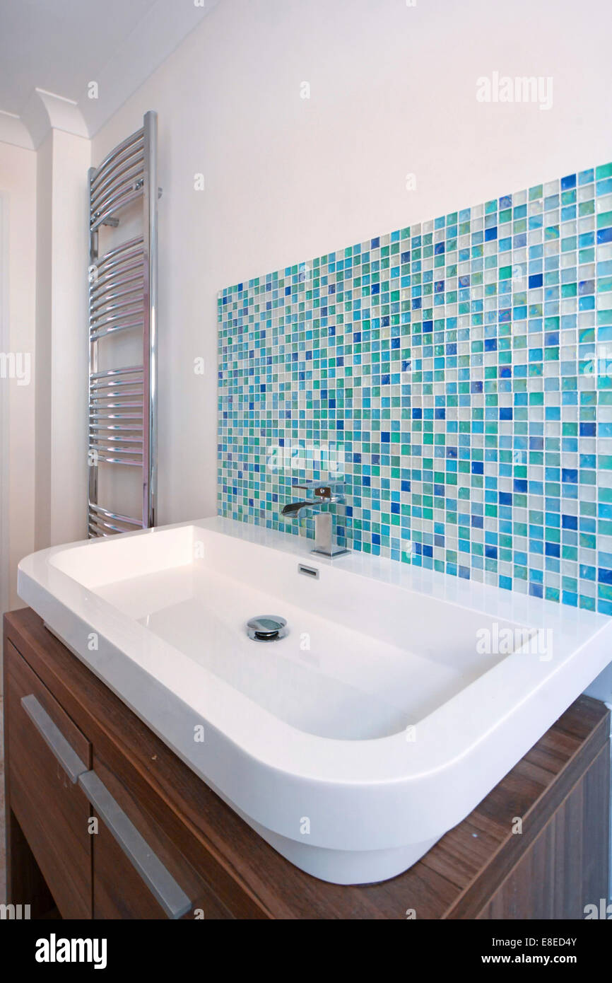 Bathroom Mosaic Stock Photos & Bathroom Mosaic Stock Images - Alamy
