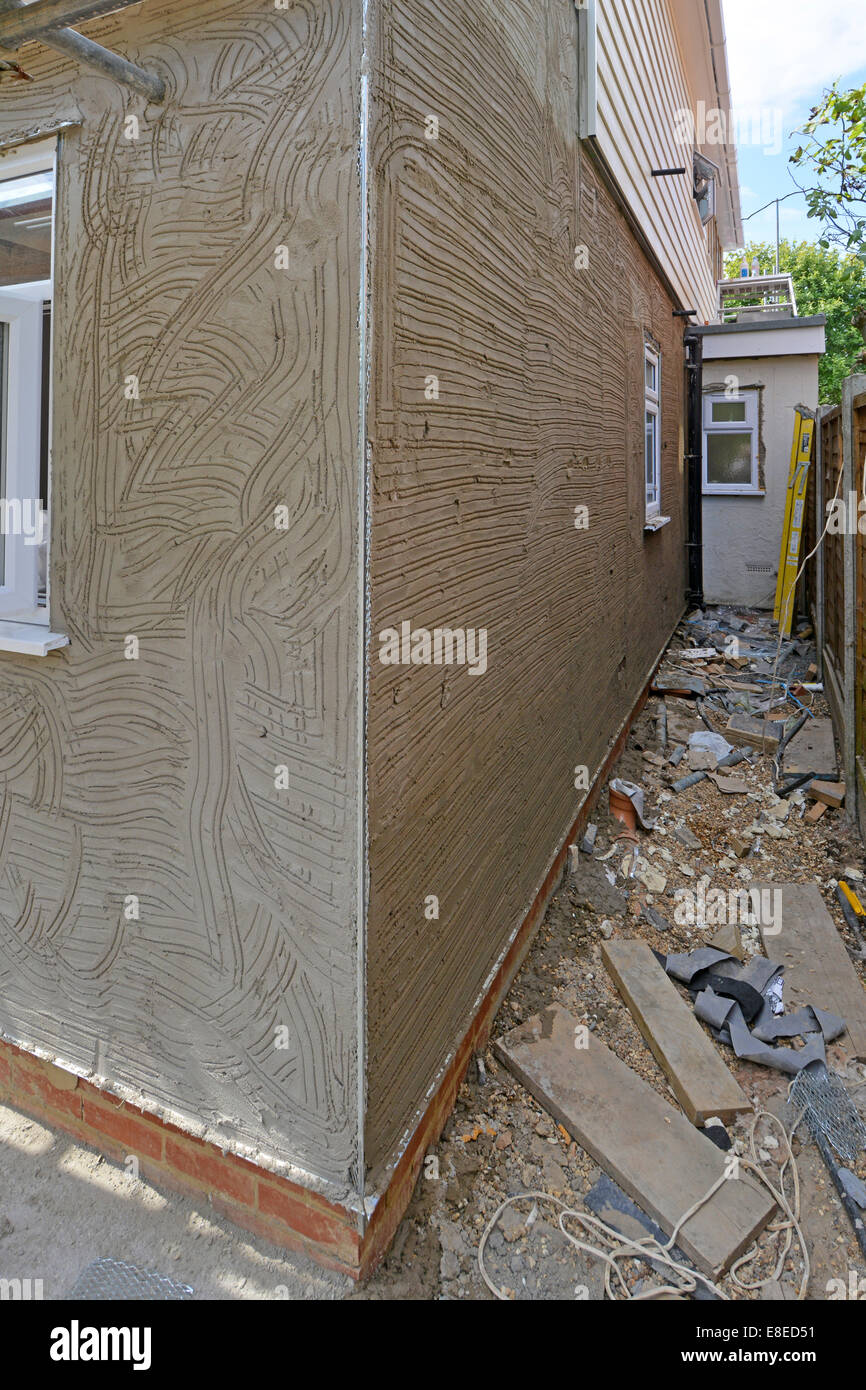 Cement Render Stock Photos & Cement Render Stock Images - Alamy