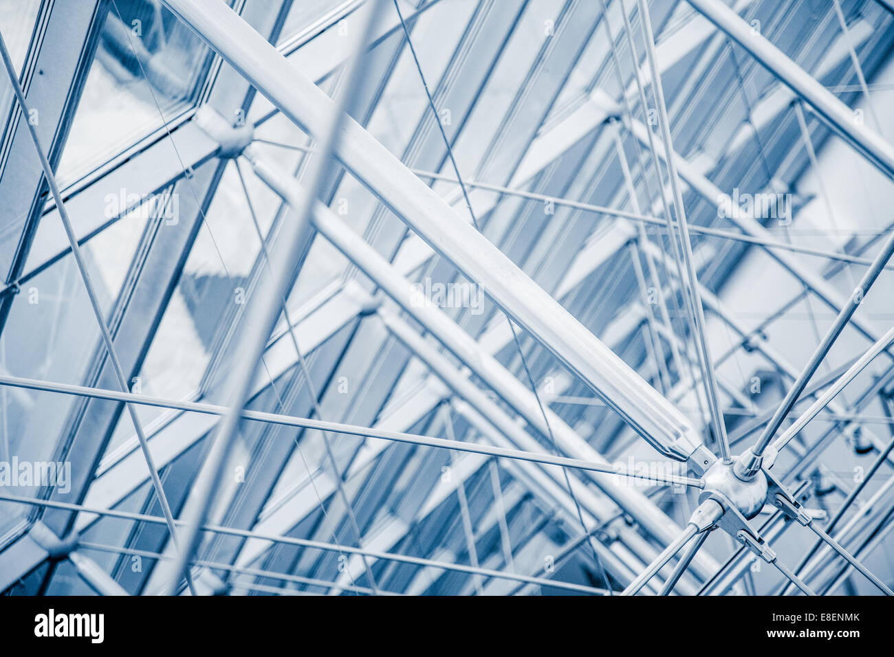 Curtainwall stock photos curtainwall stock images alamy for Architectural skylight