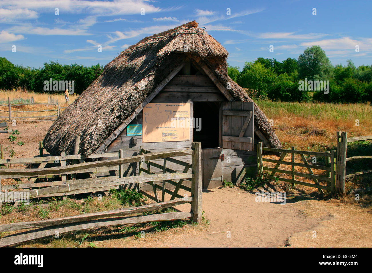 Anglo Saxon Life High Resolution Stock Photography And Images Alamy