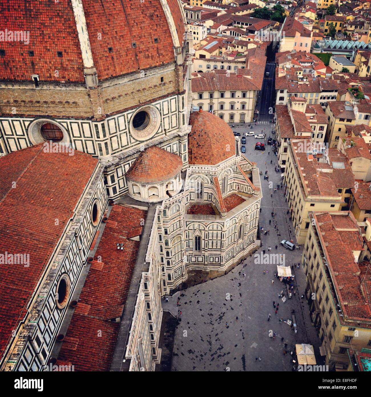 Italy, Florence, Duomo in Florence - Stock Image