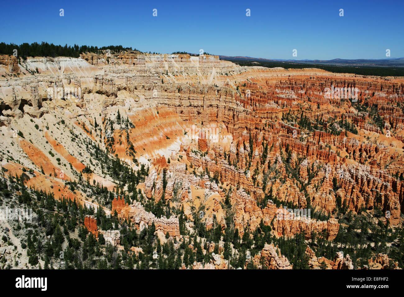 USA, Utah, Bryce Canyon - Stock Image