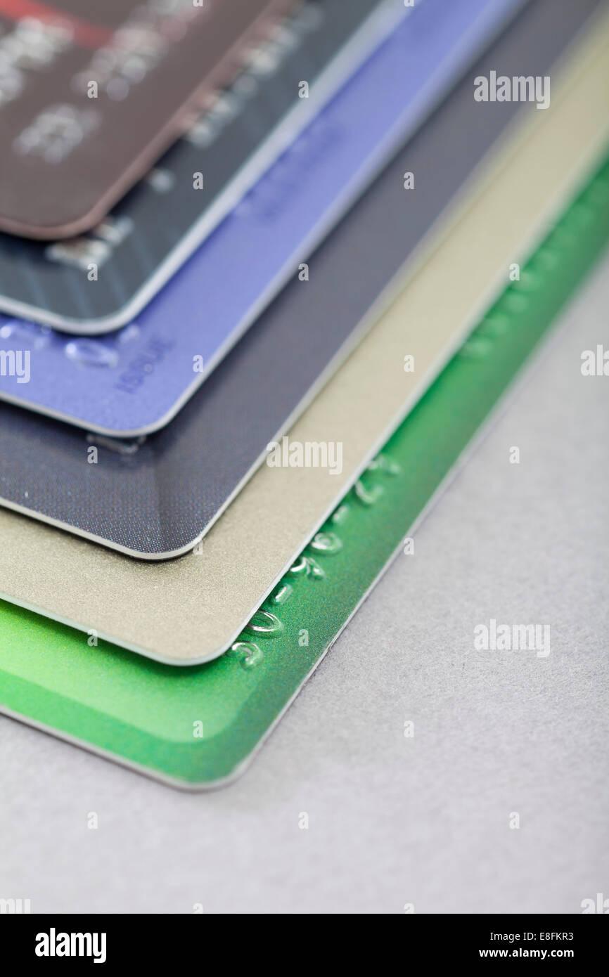 Business Cards Colour Stock Photos Business Cards Colour Stock