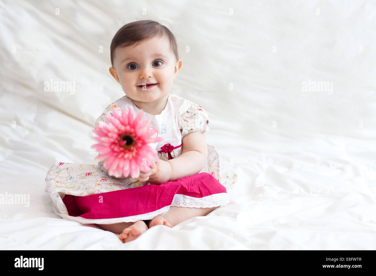 cute baby stock photos & cute baby stock images - alamy