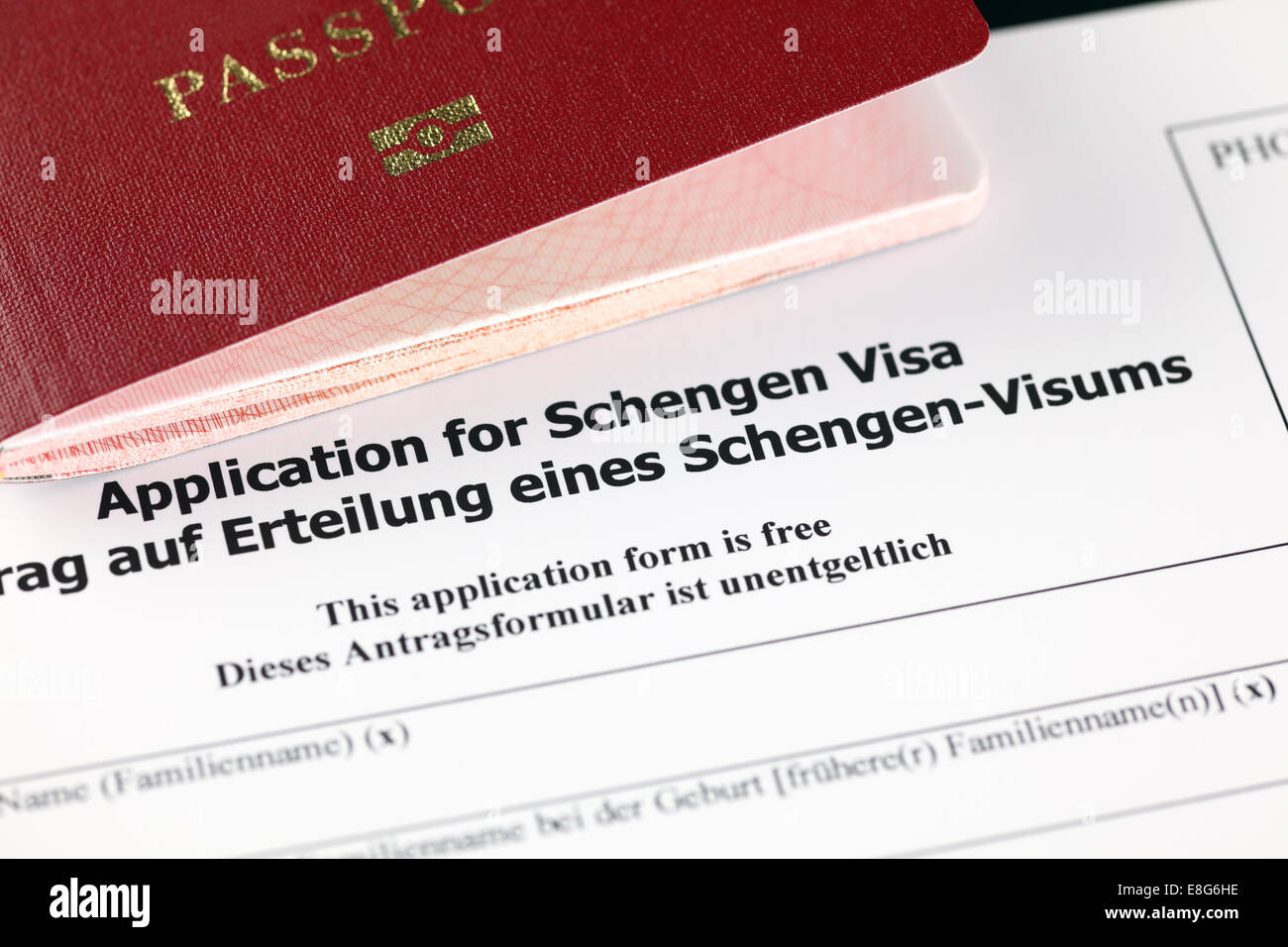 application for schengen visa pdf
