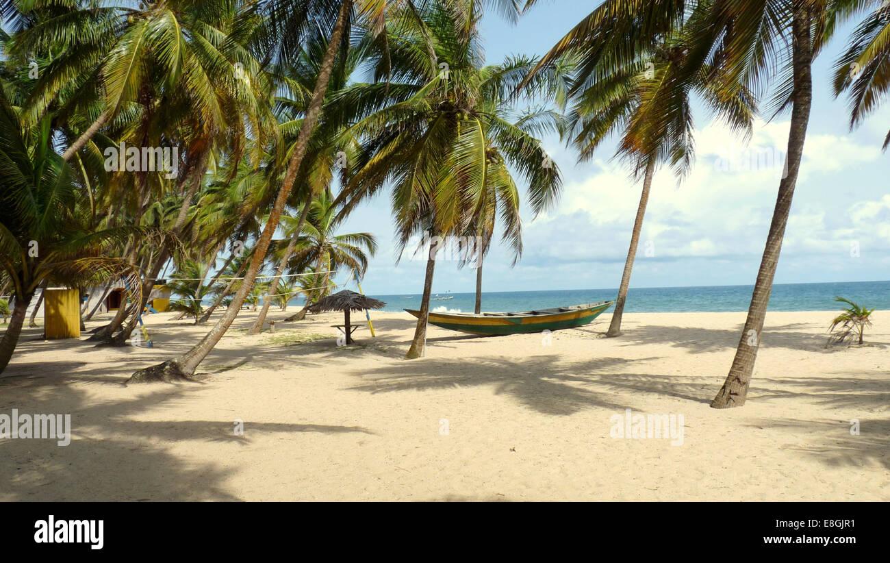 Beach In Victoria Island Lagos