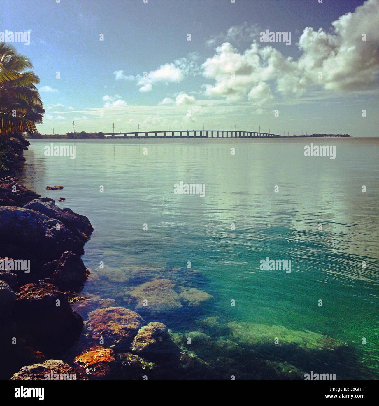 Key West, Florida, America, USA - Stock Image