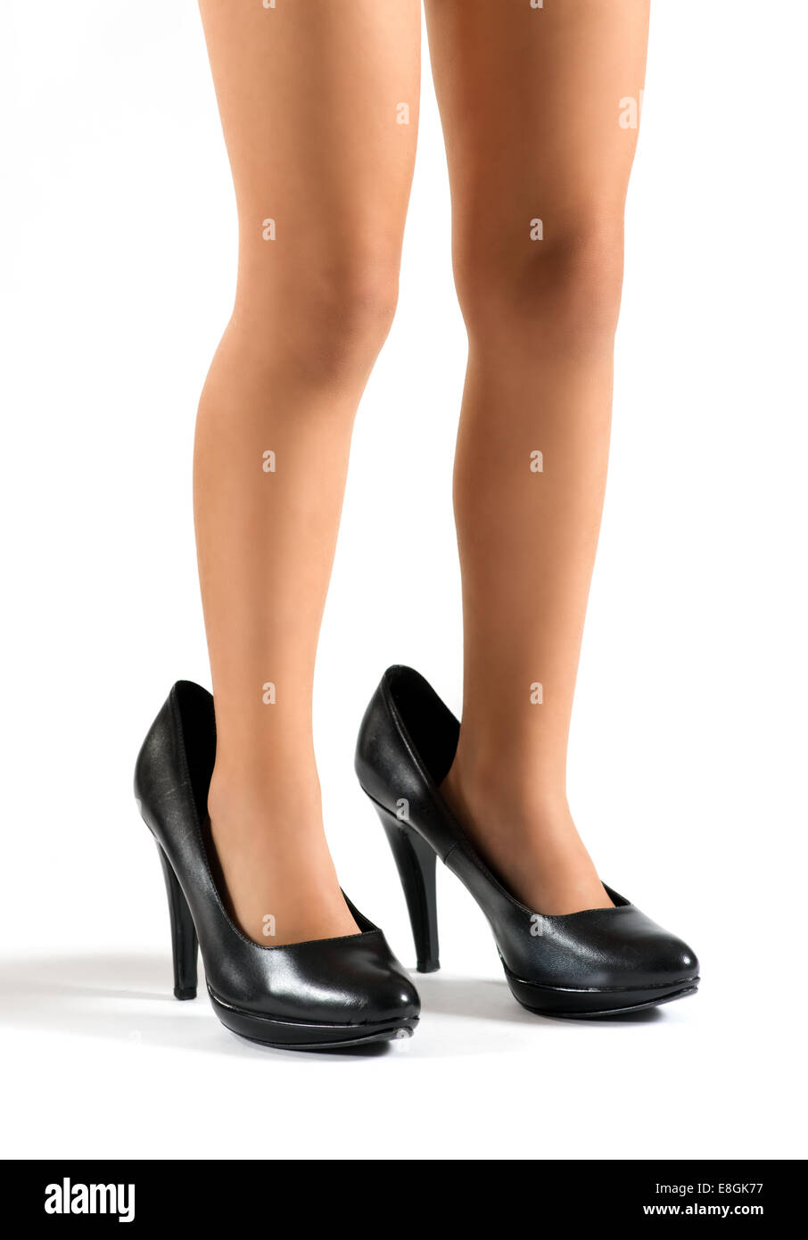 Big shoes - Stock Image