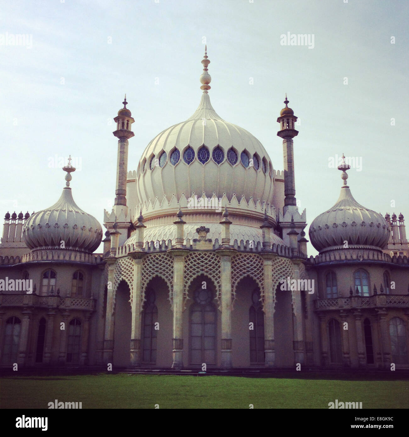 UK, England, Brighton, Al-Medinah Mosque - Stock Image